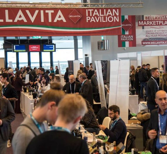 Umbria Top Wines al Bellavita Expo di Amsterdam